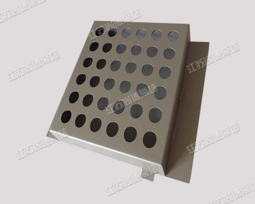 冲孔铝单板价格